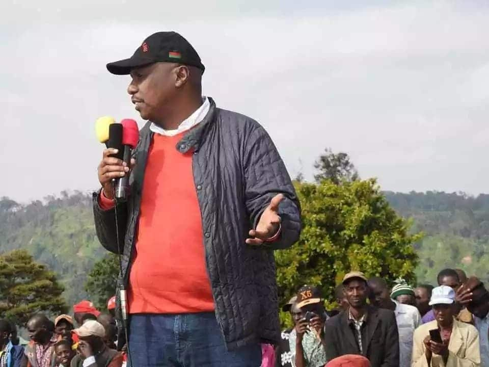 I will support referendum even if it scraps my Senate seat - Gideon Moi