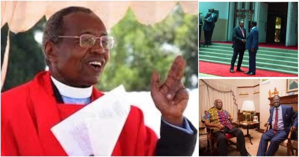 Msidanganywe, maridhiano ya Uhuru na Raila ni ya kuwanufaisha wenyewe