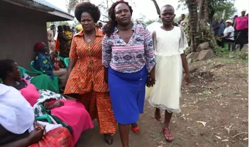 My daughter loved Governor Obado a lot but he betrayed her - Sharon Otieno's mother