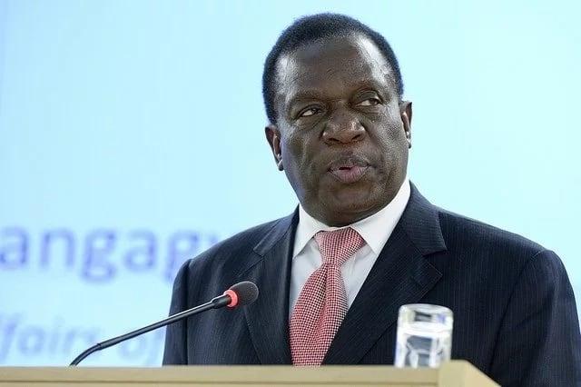 Mimi sio mchawi! Robert Mugabe akana kumroga makamu wake