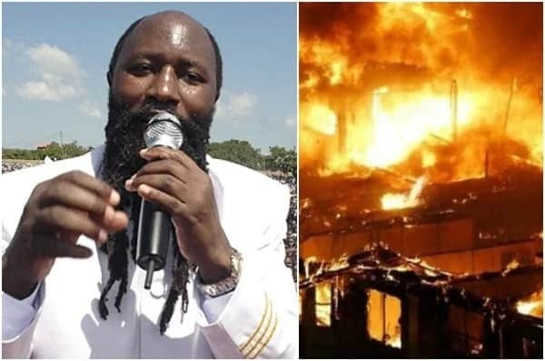 Controversial prophet, David Owuor claims to have turned toxic saline water drinkable in Nyali