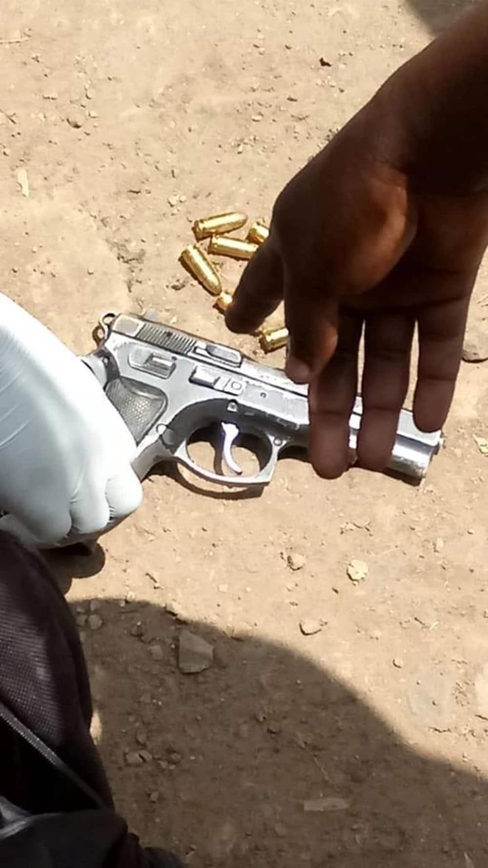 2 police officers shot dead in Dandora after gang ambush