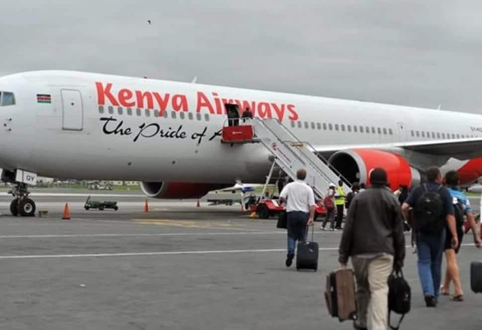 Kenya Airways' frequent flight cancellations leave passengers cursing