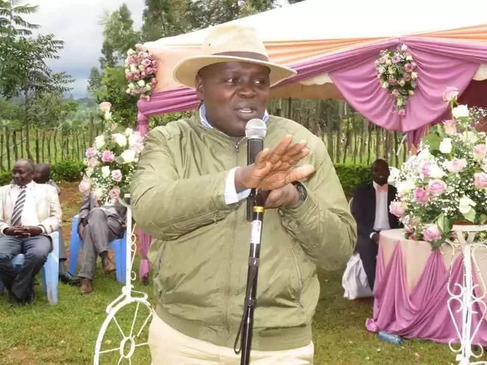 Governor has used county money to hire, entertain light-skinned girls - Nandi senator says