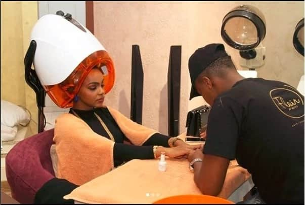 Betty Kyallo officially opens doors to high end spa located next to lady who snatched her man
