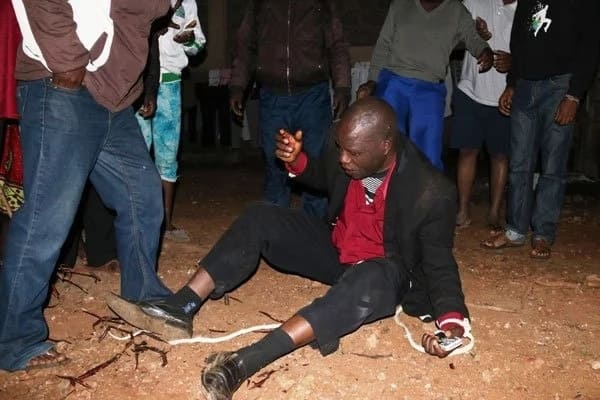 Husband catches pastor red-handed in his house with his wife