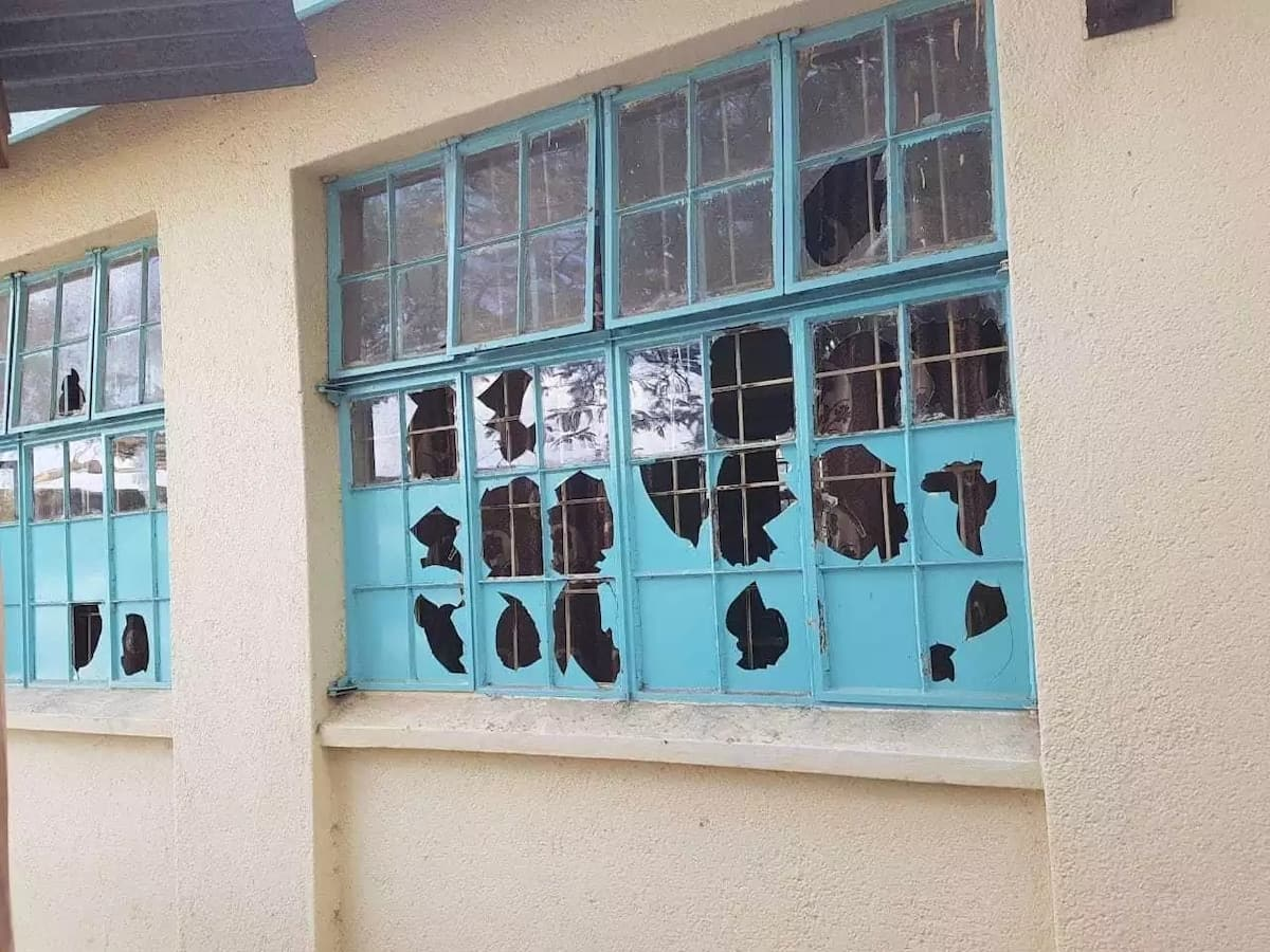 Kisumu Girls' High school closed after students go on the rampage