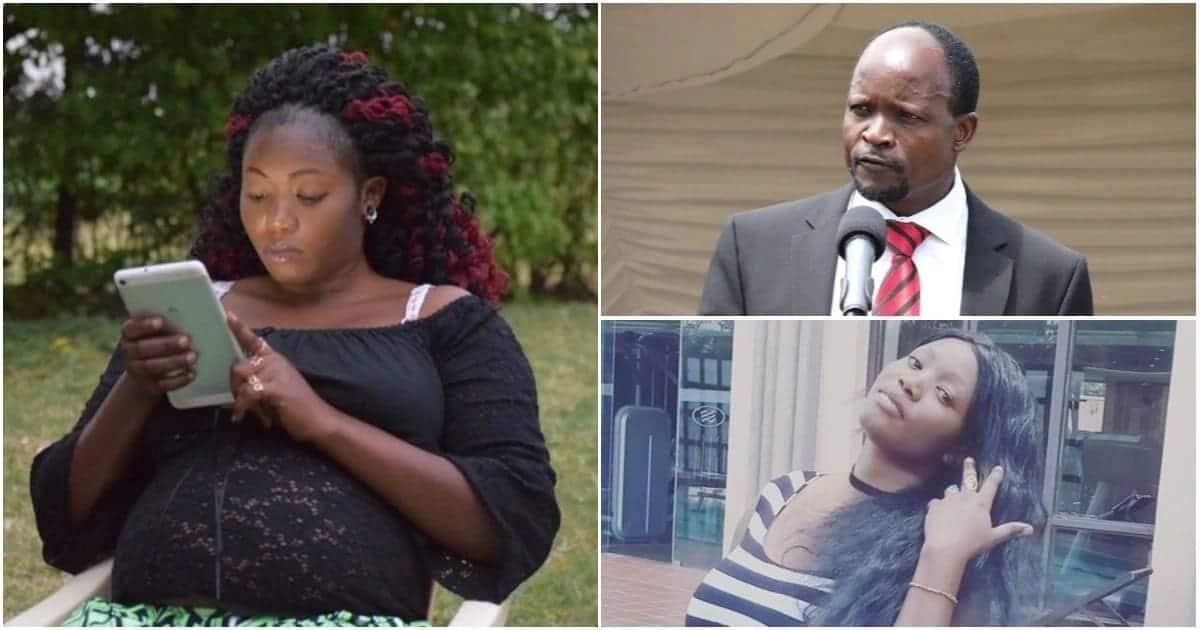 Marehemu Sharon alituma jumbe za mapenzi kati yake na Obado kwa mkewe gavana huyo