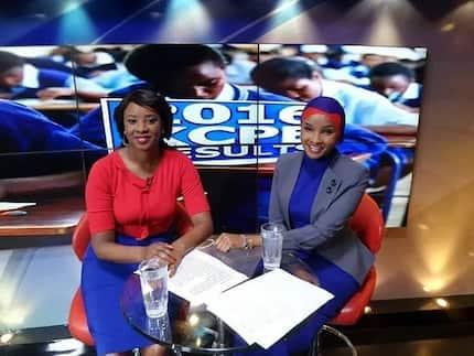 Kanze Dena and co-presenter Lulu Hassan did not want Citizen TV job offer