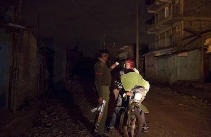 Politician escapes narrowly after armed men raid his home
