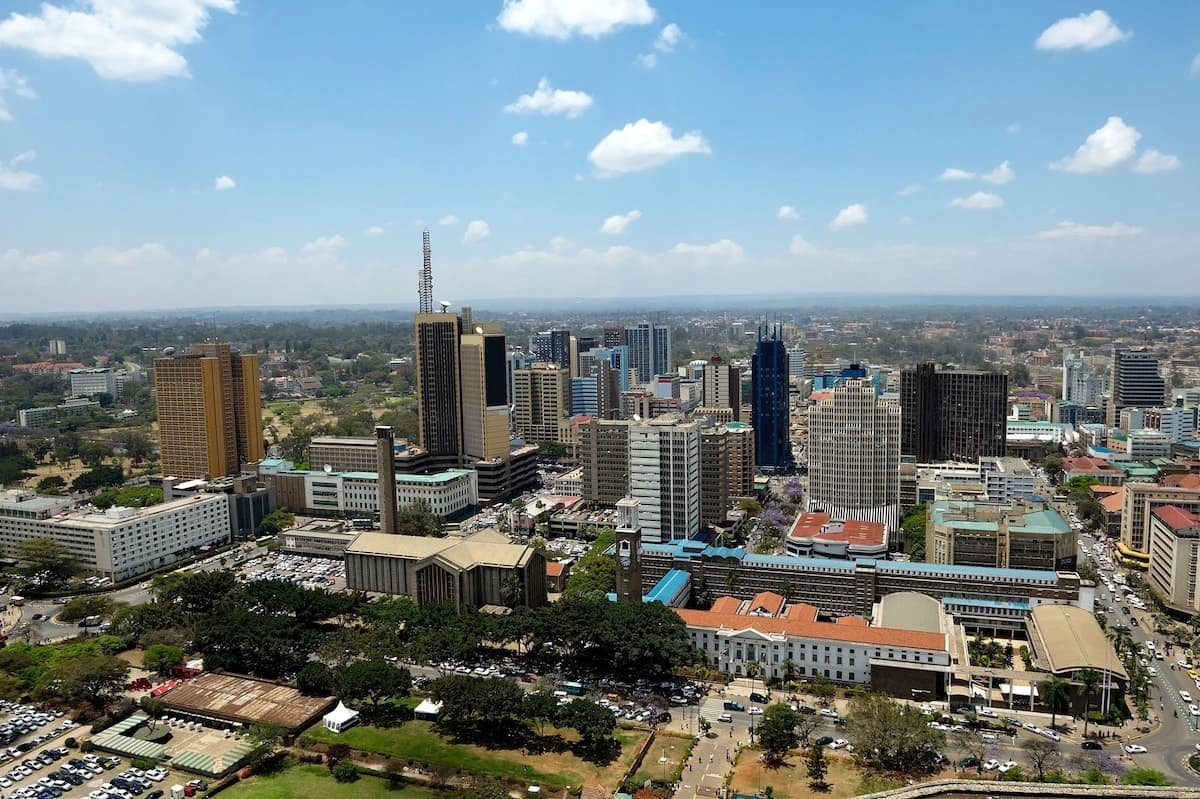 Nairobi ranked top favourite urban area in Kenya for residents and investors