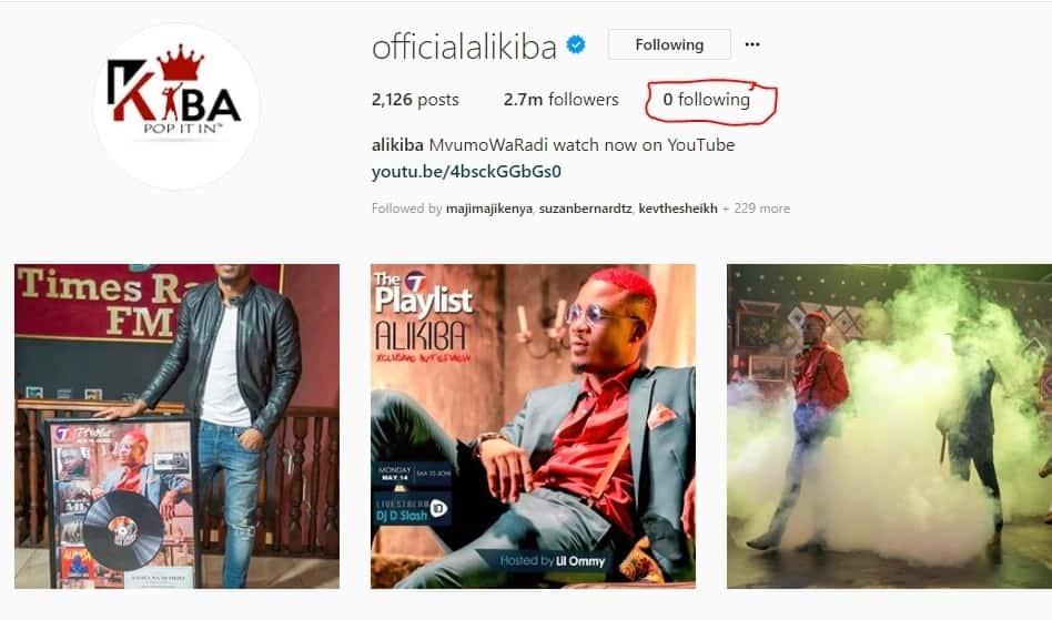 Gavana Joho afuata nyayo za Ali Kiba, afuta marafiki wake wa Instagram
