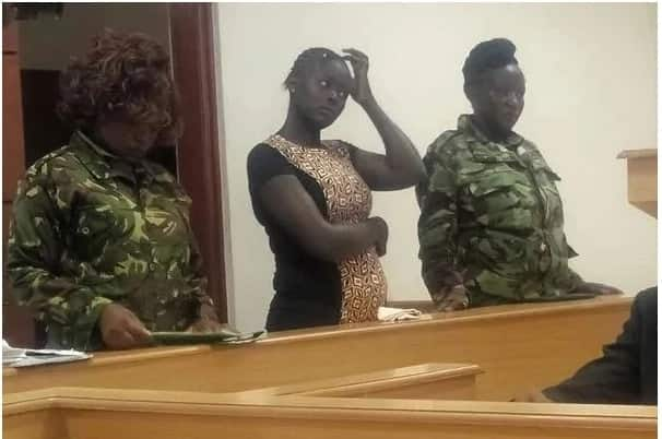 23-year-old Kericho woman charged with luring 15-year-old boy into her bed
