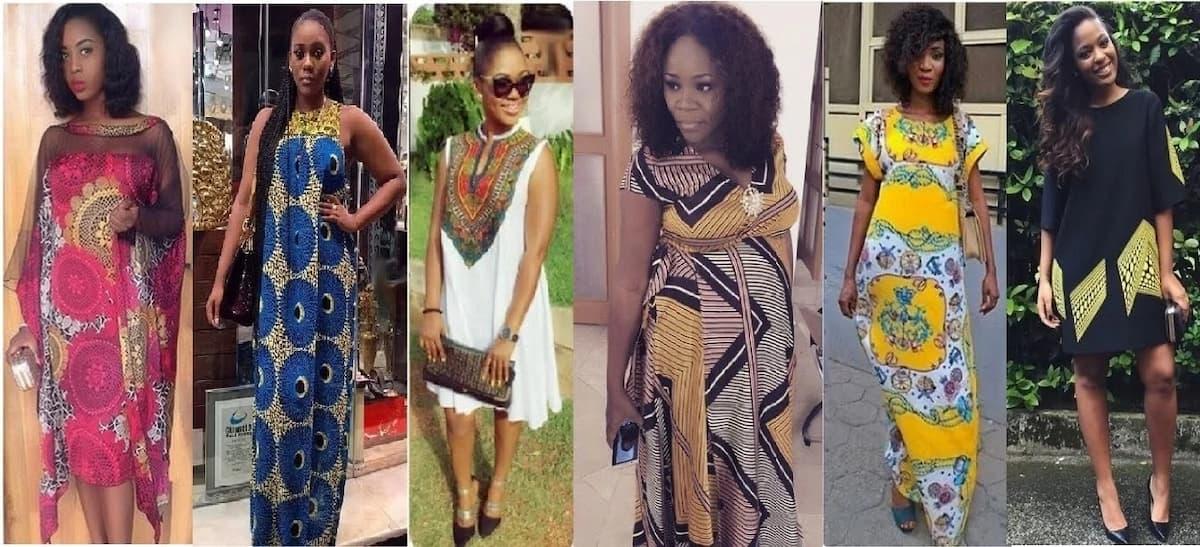 Latest kitenge maternity dress designs