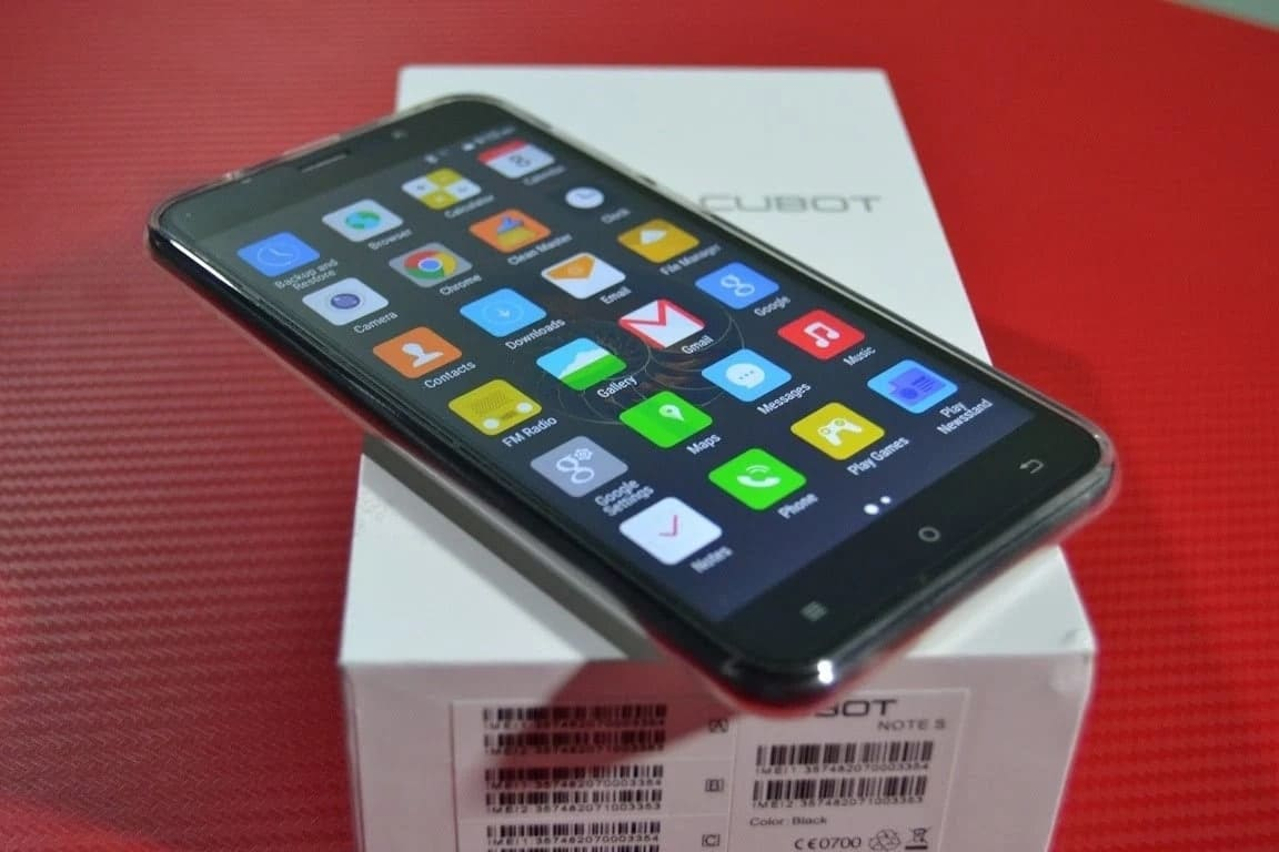 cubot note, phone specs, cubot note s 16GB