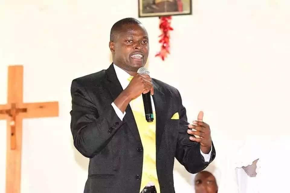 Kiharu MP Ndindi Nyoro. Photo: Ndindi Nyoro.