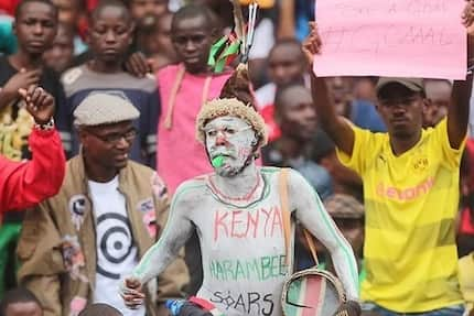 All systems go as Kenyans fill Kasarani stadium to the rafters ahead of crucial AFCON match
