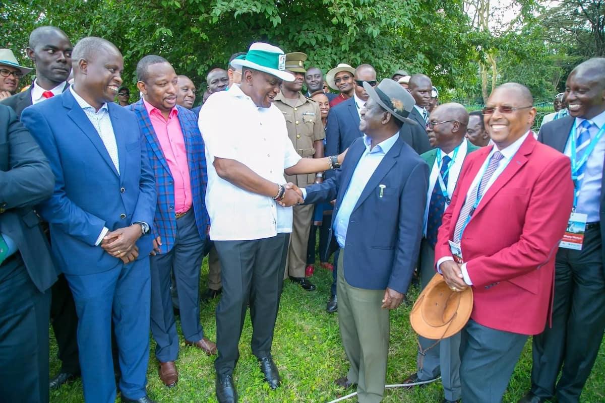 Uhuru's cousin asks ODM to keep President out of Tibim,Tialala slogans