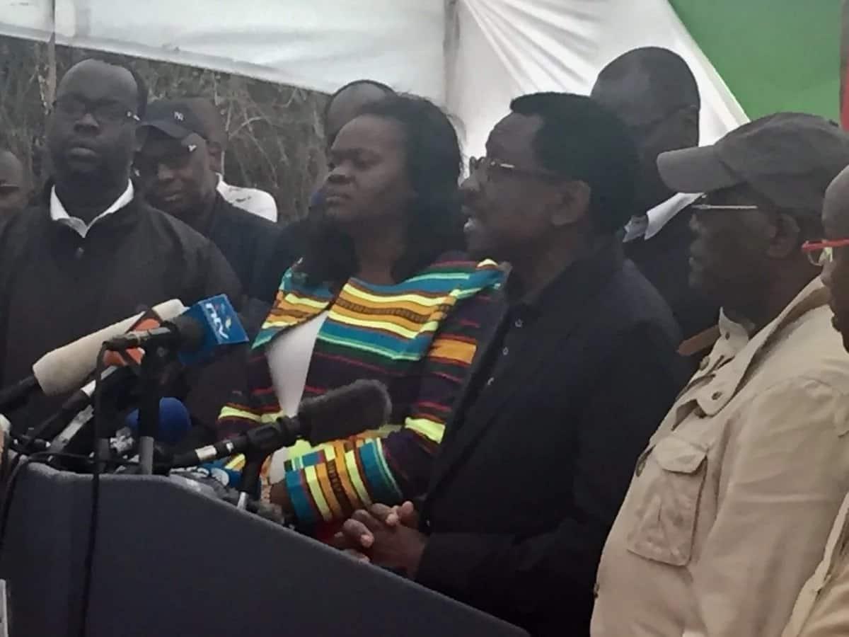 Raila vs Uhuru