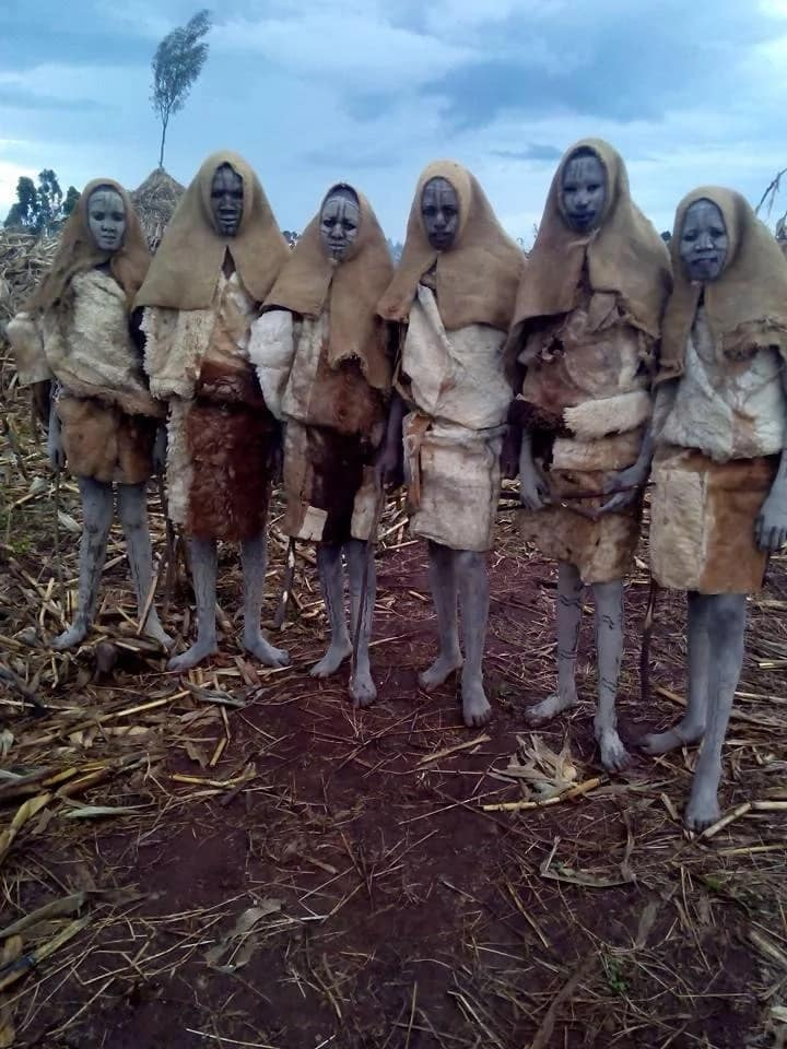 Nandi elders pronounce curse on residents living abroad and disclosing highly kept community secrets