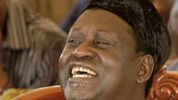 Video: Raila's MP breaks down in tears before a huge crowd, see why