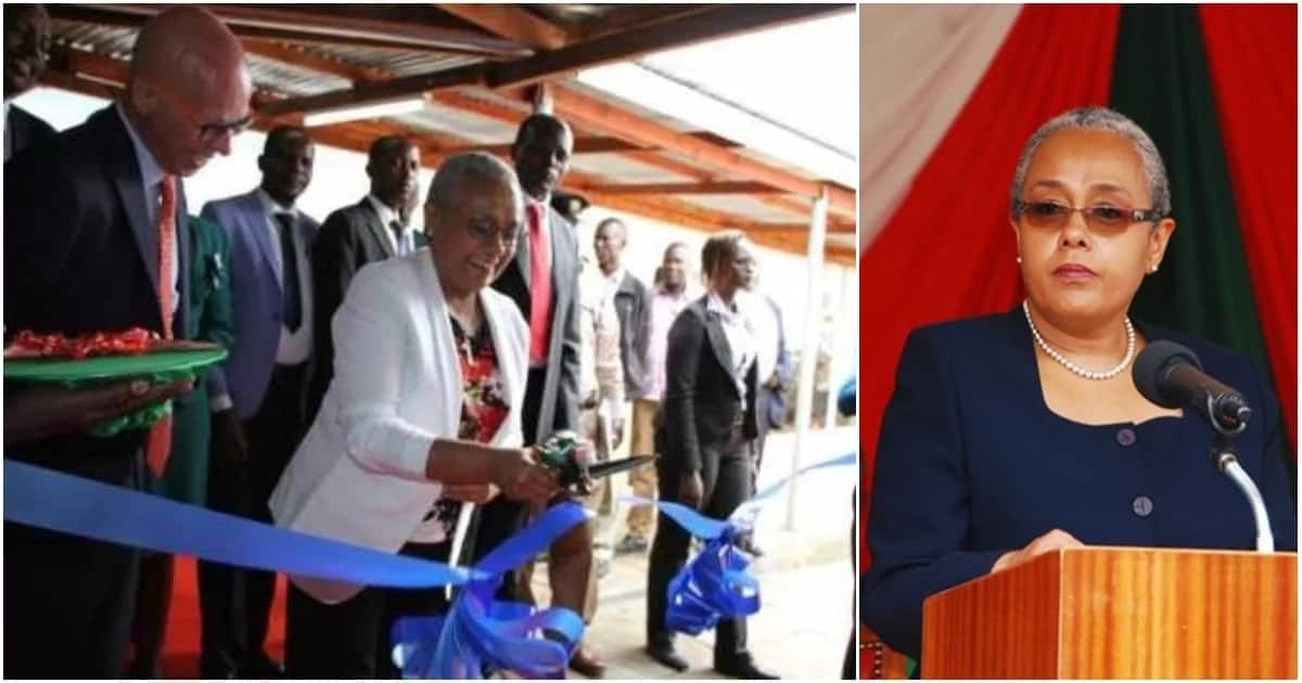First Lady Margaret Kenyatta on April 17 visited Migori County and was warmly welcomed