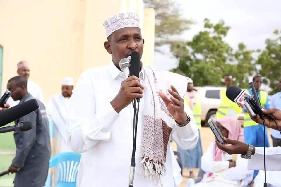 Aden Duale asks Gideon Moi to stop using his father s a political museum