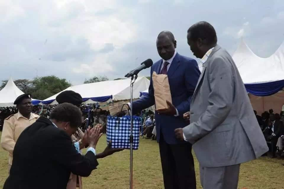 DP William Ruto donates over KSh 30 million in 6 months in Murang'a alone