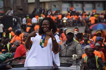 I have paid the ultimate price for supporting Raila Odinga-Homa Bay Woman Rep Gladys Wanga