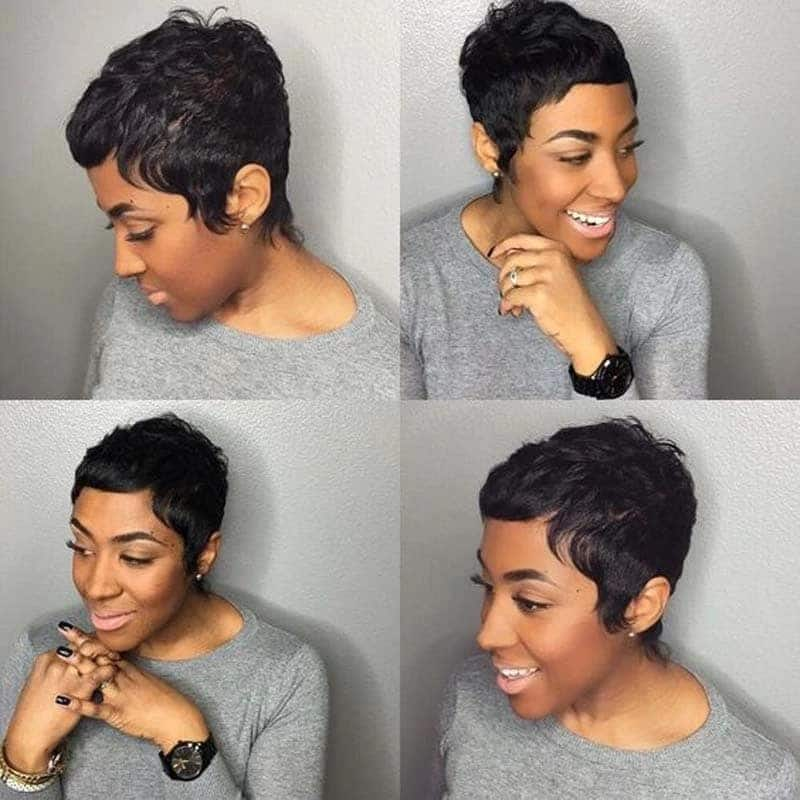 Best short weave hairstyles in Kenya