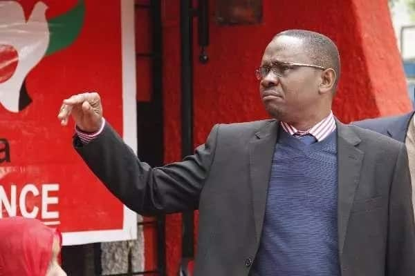 After betraying Uhuru Kenyatta, Anyango Oloo faces arrest