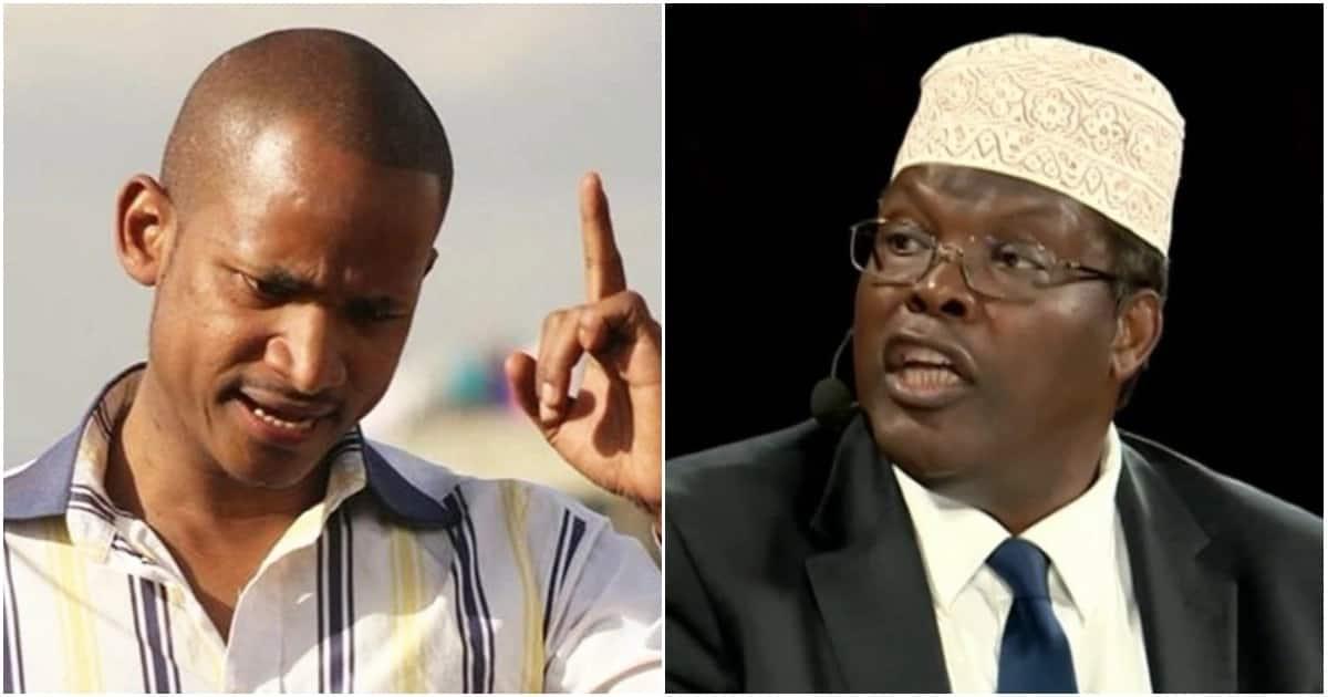 Babu Owino amtusi Miguna kwa kumdunisha Raila kutokana na maridhiano yake ya Uhuru