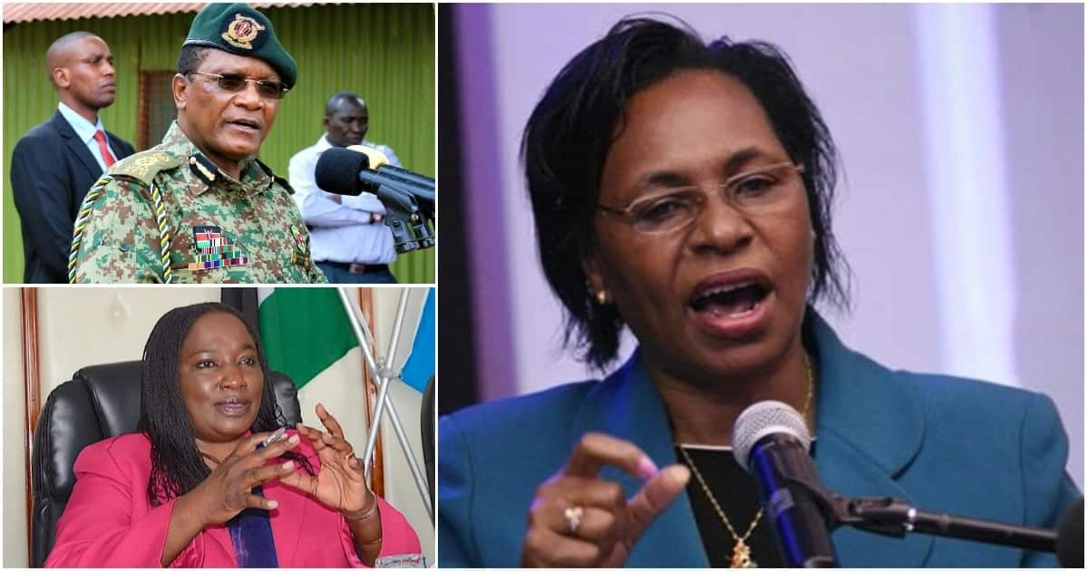 All NYS officials implicated in alleged Ksh 9 billion scam suspended