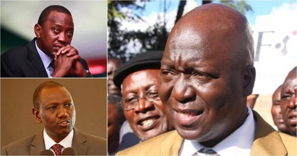 The Supreme Court upheld Uhuru's re-election after a repeat poll conducted on October 26, 2017 and which was boycotted by Raila.