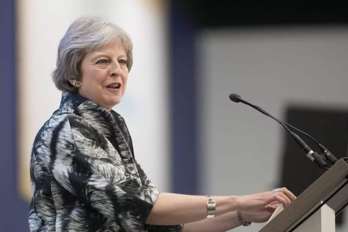 UK Prime Minister Theresa May narrowly escapes attempt to kill her