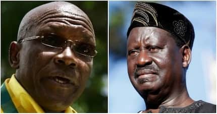 Boni Khalwale rubbishes Raila's swearing-in as People's President as NASA faces imminent collapse