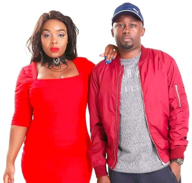 Ex-Nairobi Diaries actress Risper Faith, hubby expecting first child months after flamboyant wedding