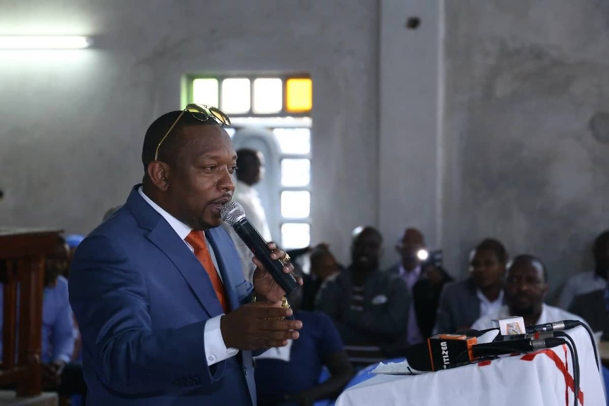 It's rude to ask people why they are not married - Mike Sonko