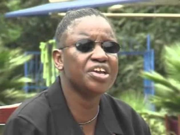 Gospel star Mary Atieno Ominde of Sodom na Gomora hit denies being mistreated by her bishop husband