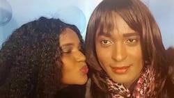 Shaniqwa: Ni mwanaume au mwanamke? Picha hizi zinachanganya