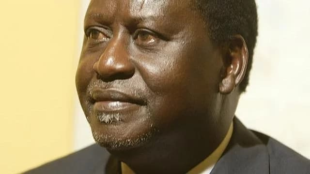 Letter inviting Raila Odinga to apply for old people cash transfer programme