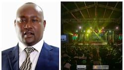 Kajiado Senator thrown out of Churchill live show for misbehaving