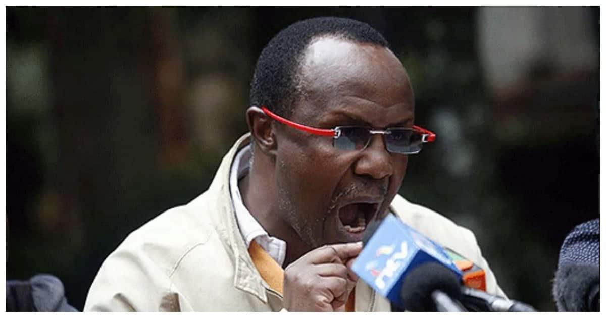 NASA's strategist David Ndii sensationally claims Kenya's president should be in rehab