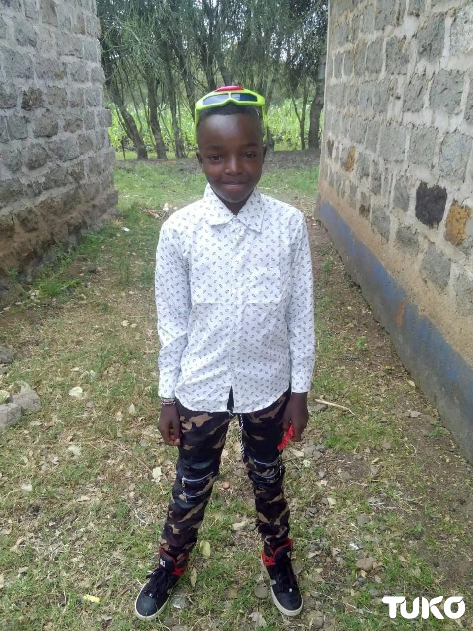 Machakos family in agony after missing class 7 boy is found dead with injuries