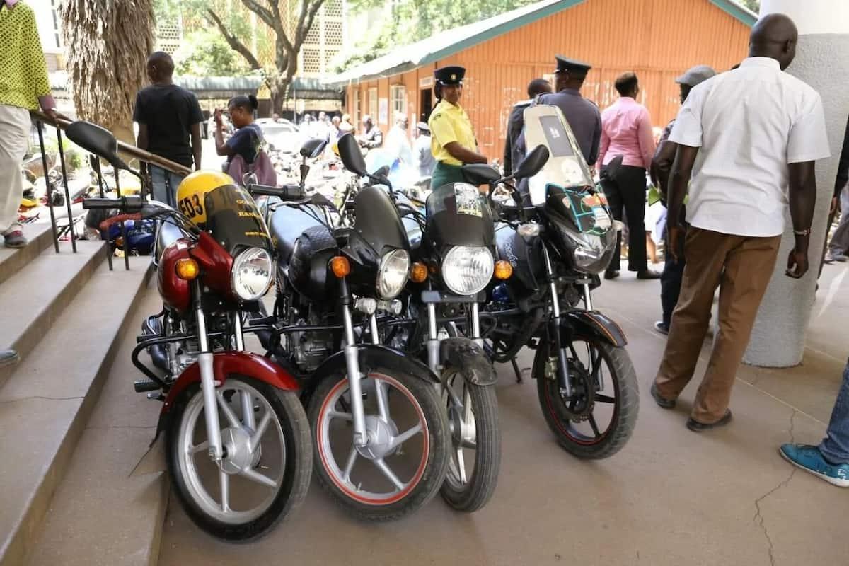 Defiant Boda Boda operators arrested accessing Nairobi CBD