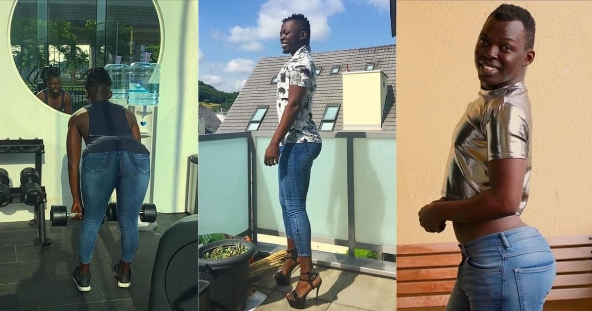Kenya-born gay who lives in Germany shows off how he gets his enviable  figure ▷ Tuko.co.ke