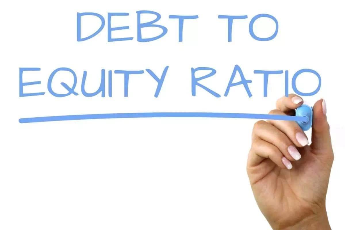 Debt to equity ratio  Debt to equity ratio formula Debt to equity ratio example
