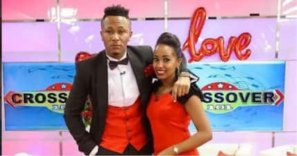 Kenyans attack DJ Mo over his tight friendship with hot co-host Grace Ekirapa