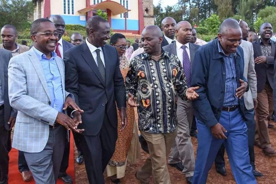 Wabunge wa Mt Kenya wasema Jubilee ingali kitu kimoja na 2022 ni Ruto