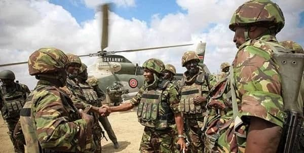 Double tragedy as 150 youths are arrested for buying fake entry into KDF